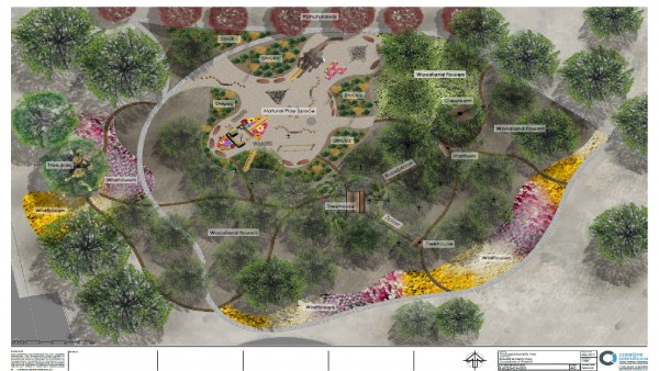Butterfly Park Concept